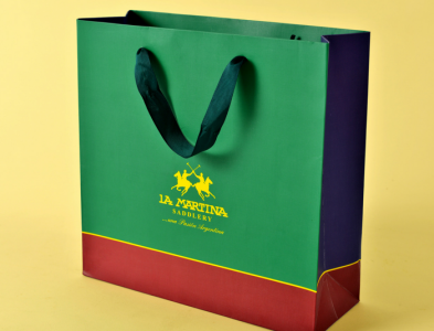 Gift Bag with Logo